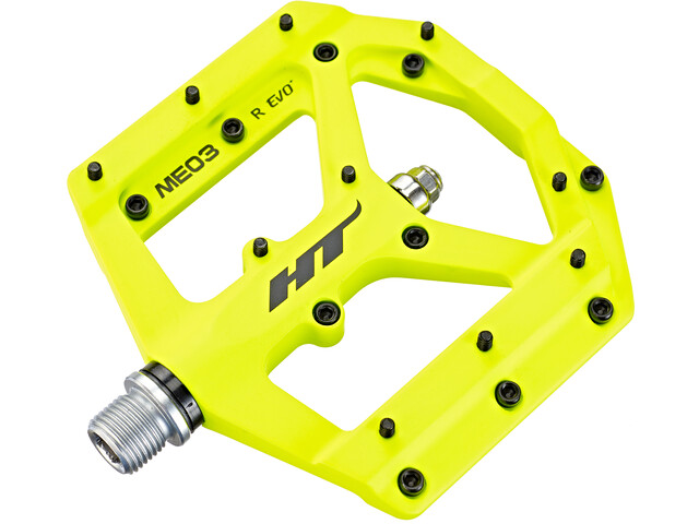 HT Evo-Mag ME03 Pedals neon yellow